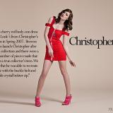 008 Kate Johns Make-up Artist Christopher Kane Fashion