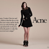 017 Kate Johns Make-up Artist Acne Fashion